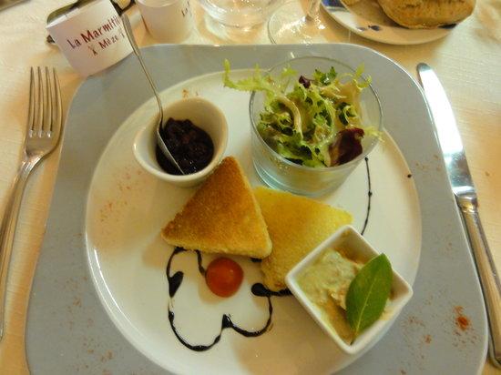Meze, Frankrijk: Foie Gras