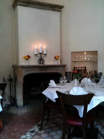 Restaurant Juliette: innenraum
