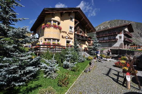 Hotel Garni La Suisse: L'hotel