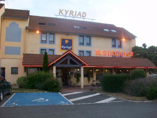 Kyriad Beauvais Sud : Esterno