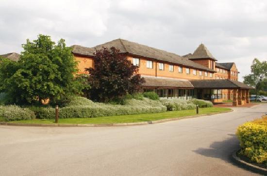 DoubleTree by Hilton Hotel Sheffield Park: Sheffield Park Hotel
