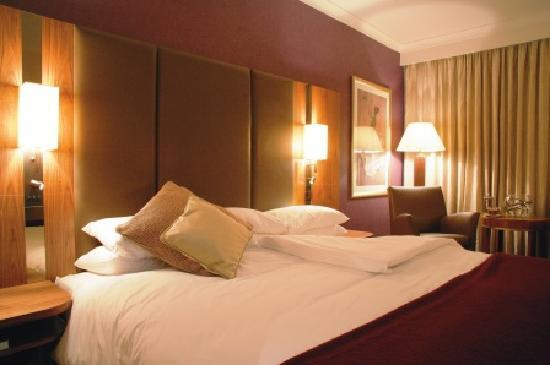 DoubleTree by Hilton Hotel Sheffield Park: Executive Bedroom