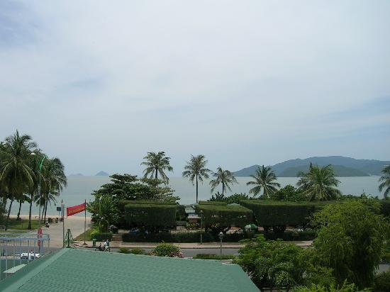 Tropicana Hotel: room view to the beach