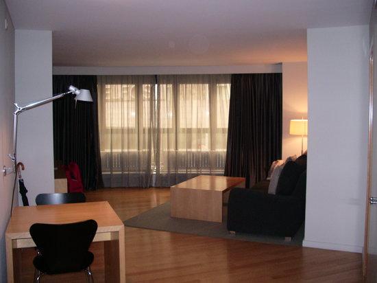 Hotel Exe Prisma: baño del hotel