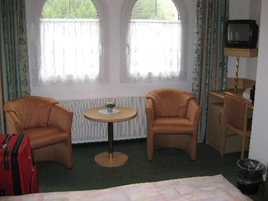 Hotel Christiania : Sitzecke