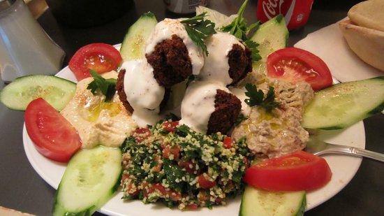 baharat falafel
