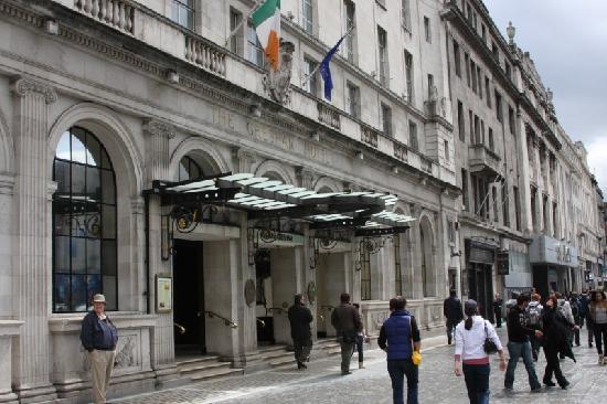 Hotel Riu Plaza Dublin