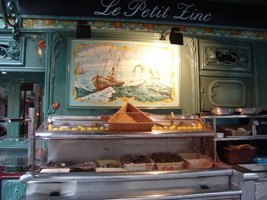 Le Petit Zinc: Nice decor