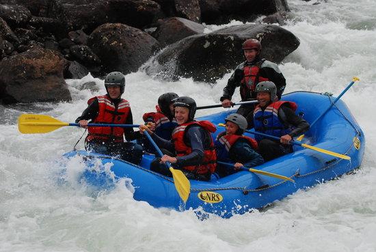 Dagali Opplevelser: Rafting with Dagaliopplevelser