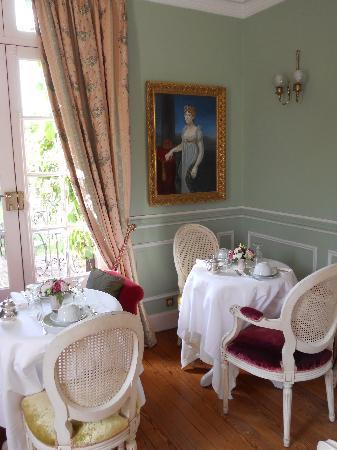 Hotel Villa Josephine : Petit dej