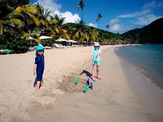 Carlisle Bay Antigua: The Beach