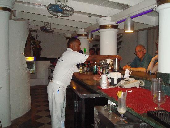 Lifestyle Hacienda Villas Del Mar: Bar V.I.P World
