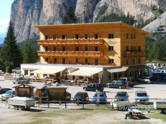 San Vigilio, Italia: Berggasthof