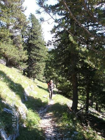 Albergo e Rifugio Pederu: on the trail as mentioned