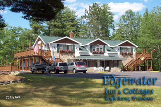 Edgewater Inn & Cottages: The Inn - 14 rooms