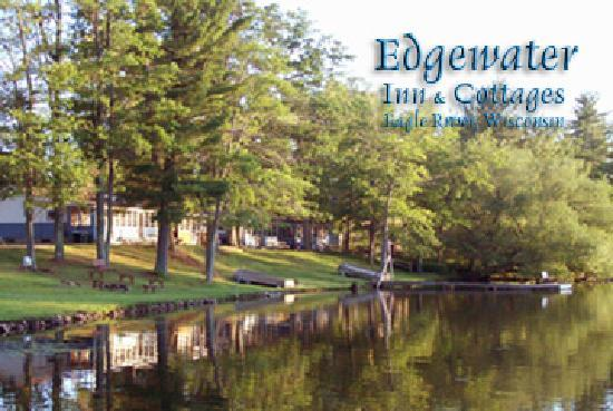 Edgewater Inn & Cottages: Waterfront Cottages 7 - 10