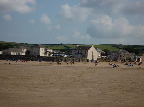 The Graystoke: croyde bay