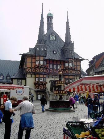 Hotelferienanlage Friedrichsbrunn: nog een mooi gebouw in quedlinburg