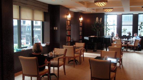 Library Hotel by Library Hotel Collection: Relax in the Library Hotel 'Reading Room'