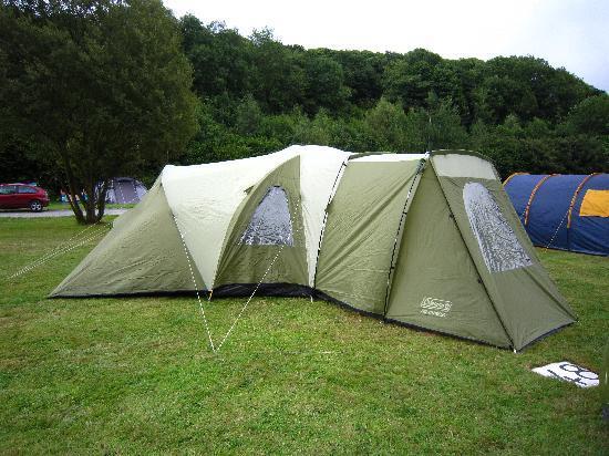 Mill Park Touring Caravan & Camping Park : Camp Site