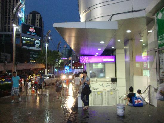 Platinum Fashion Mall: Platinum Mall Bangkok