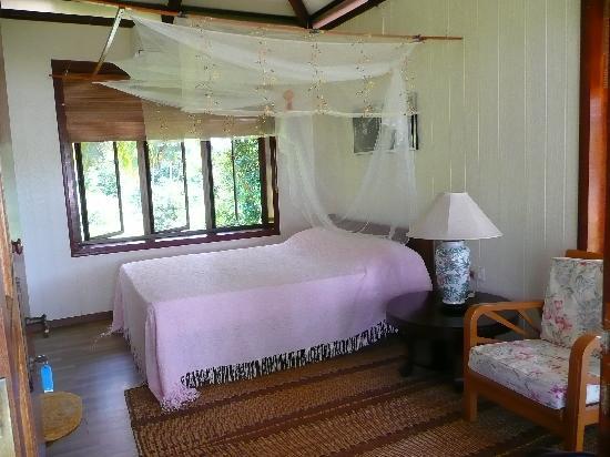 Teluk Iskandar Inn: Veranda room # 6 with balcony