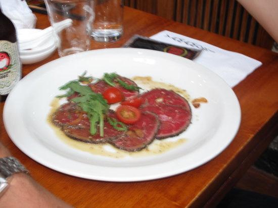 Yamamori Sushi: That beef tataki...GORGEOUS