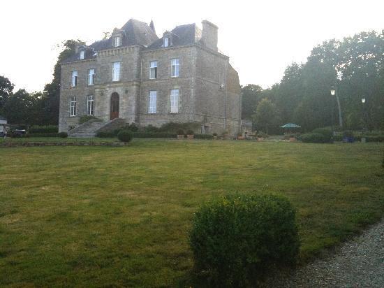 Domaine de la Ferriere : le chateau-hotel