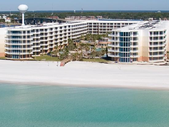 Waterscape A Beachfront Resort Picture Of Iniums 1 Beachside Condos Fort Walton Beach Fl