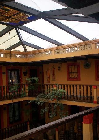 La Catedral: Hotel Catedral. San Cristobal de las Casas. Chiapas. México