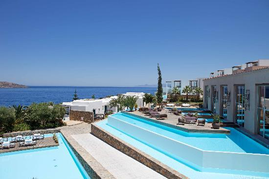 Aquila Elounda Village Hotel: Pool