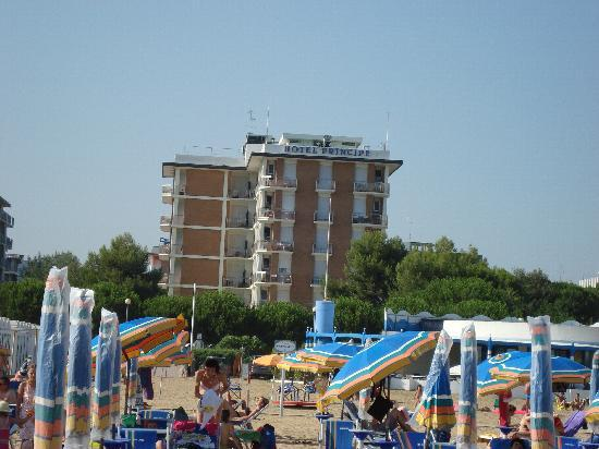 Bagno Bild Von Hotel Principe Bibione Tripadvisor