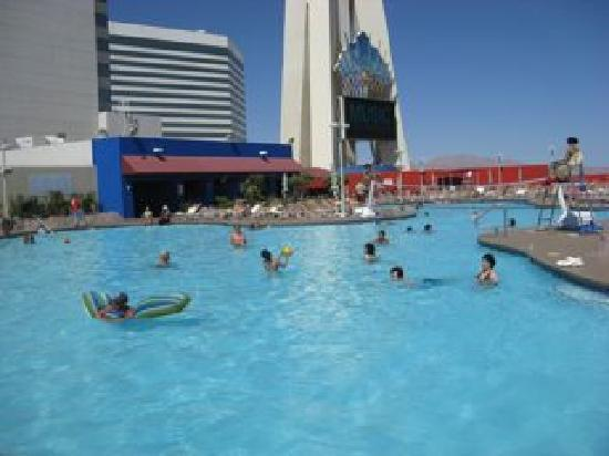 Stratosphere Hotel Las Vegas Reviews