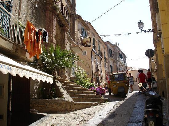 LABRANDA Rocca Nettuno Tropea : la ville de Troppea