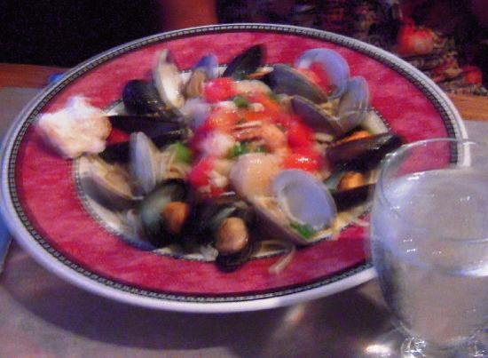 JG Cook's Riverview Inn: Seafood Pescatore