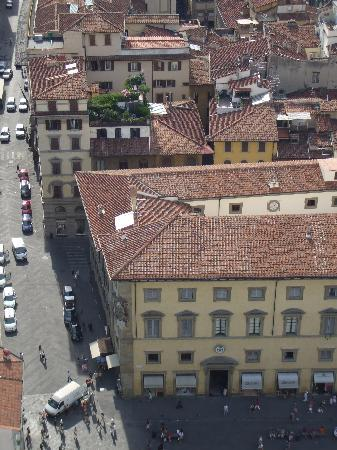 Relais del Duomo: View from the top