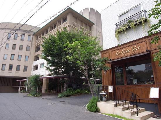 Agnes Hotel and Apartments Tokyo: 外観