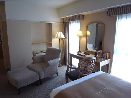 Agnes Hotel and Apartments Tokyo : ベットルーム