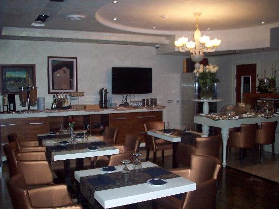 Forza Mare Hotel: ristorante