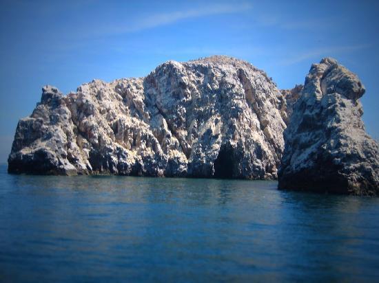 Mazatlan, Mexico: Rocks