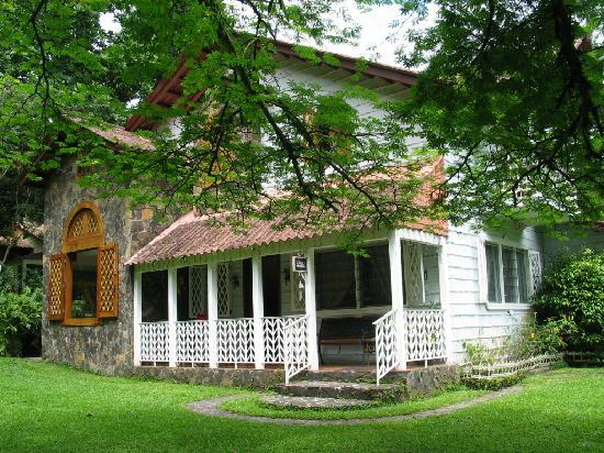 Park Eden Bed & Beakfast: Linda Vista house