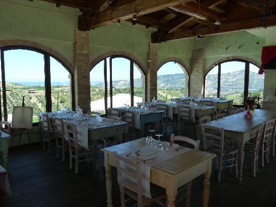 Il Sapore della Luna Agriturismo: Restaurant