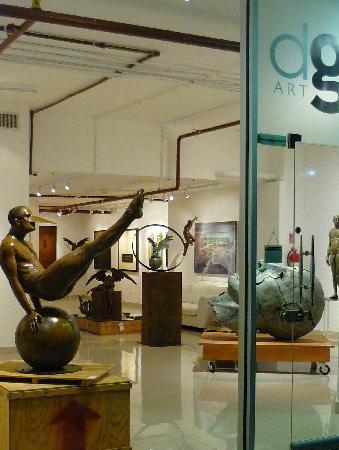 Dgriss Art Gallery : Esculturas en Dgriss