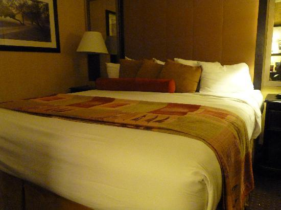 Best Western Town House Lodge: King Size Bed