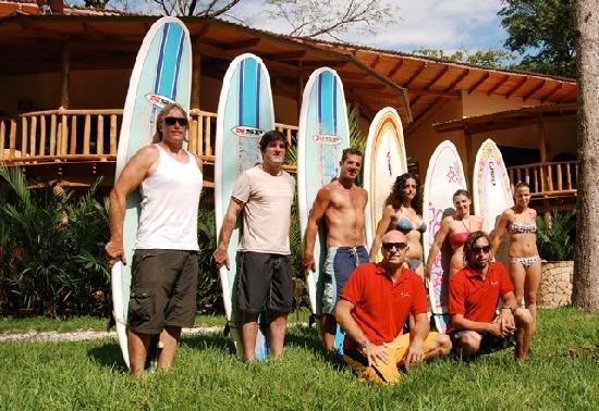 Pacifica Surf Studios: the surf school