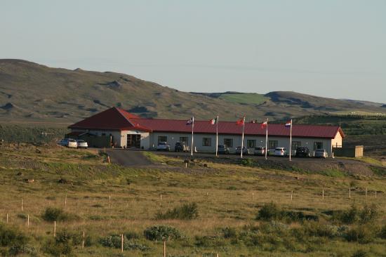 Hotel Gullfoss : Extérieur de l'hôtel