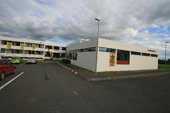 Hotel Edda - IKI Laugarvatn: Extérieur de l'hôtel