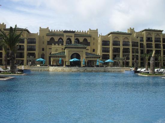 Mazagan Beach & Golf Resort : a