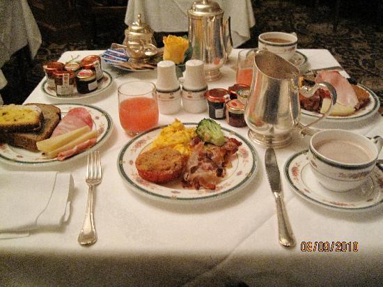 Included Breakfast Picture Of Grand Hotel Majestic Gia Baglioni Bologna Tripadvisor