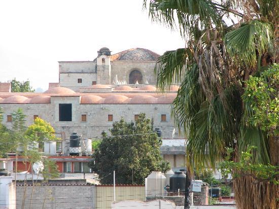 Holiday Inn Express Centro Historico Oaxaca: Ausblick